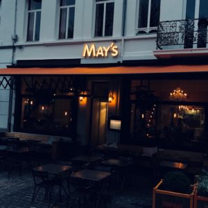 mays thais levering afhaal restaurant
