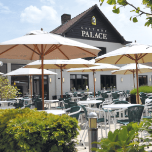 gasthof palace afhaal levering restaurant